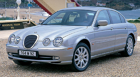 Фото Jaguar S-type (CCX)