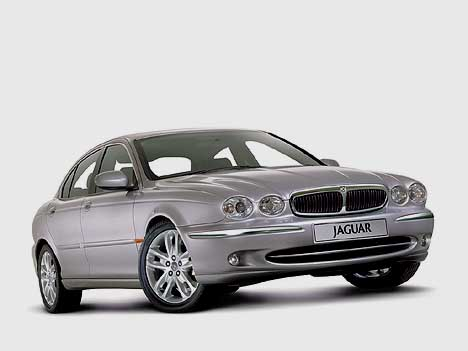 Фото Jaguar X-type (X400)